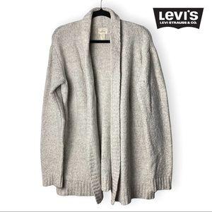 Levi's Knit Long Sleeve Cardigan